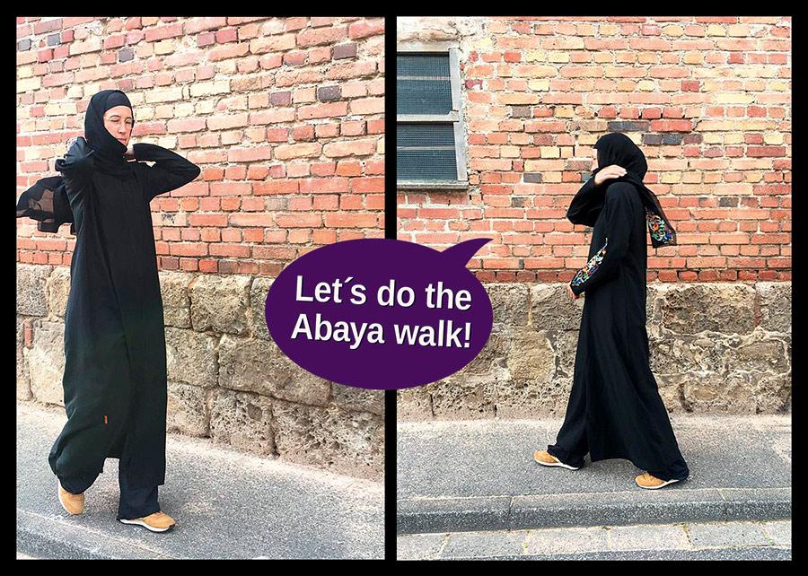 Abaya Walk