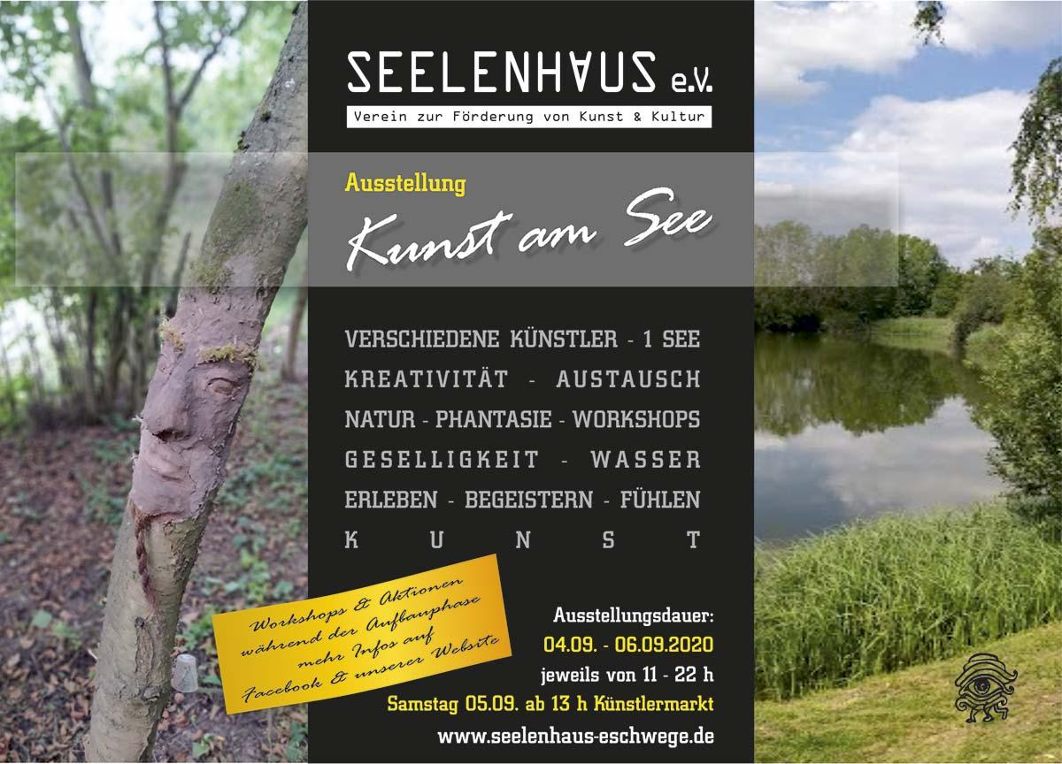 Ausstellung KUNST AM SEE